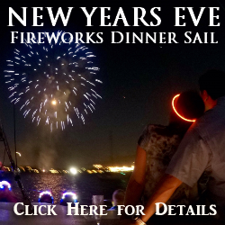 Alii Nui New Years Eve Sail