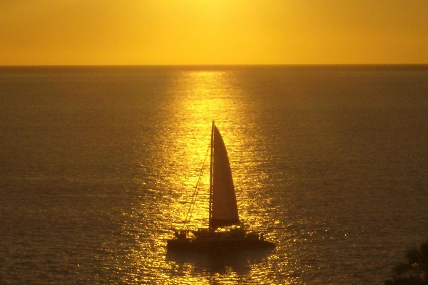 Product Alii Nui Champagne Sunset Sail